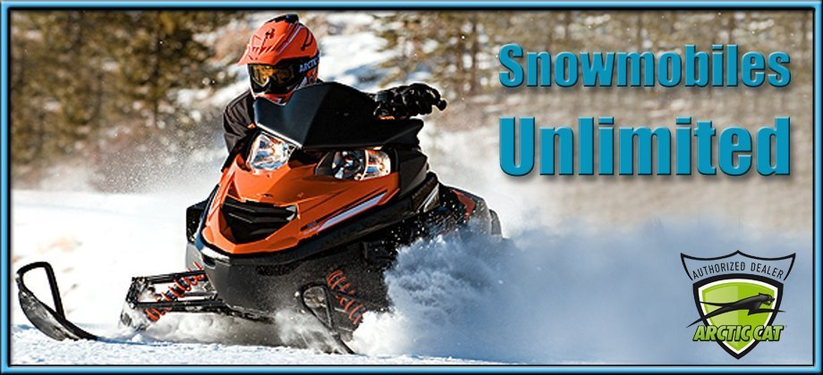 Snowmobiles Unlimited logo