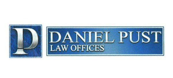 D. Pust Law logo