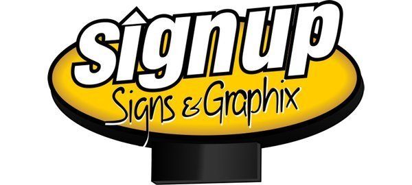 Sign Up Signs & Graphix