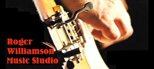 Roger Williamson Music Studio