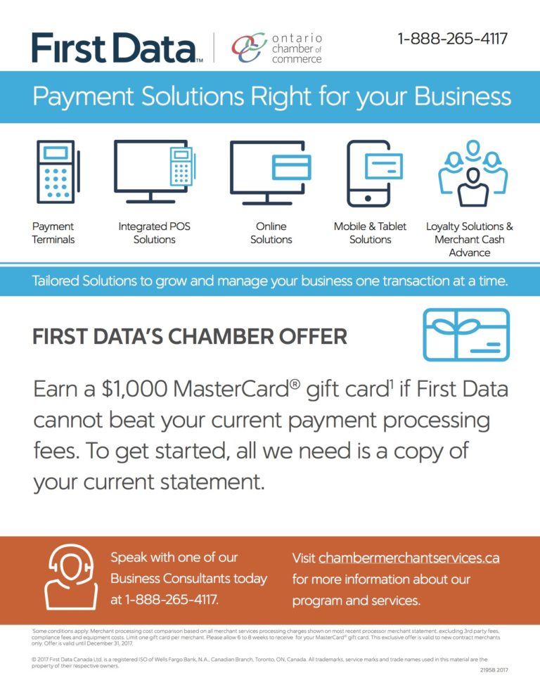First Data Payment Solutions