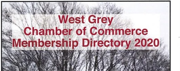 West Grey Chamber 2020 brochure